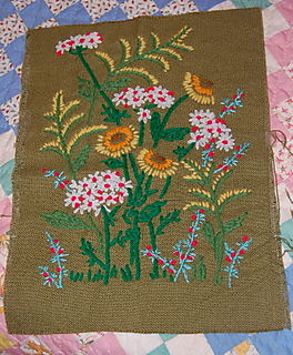 Yard Sale Needlework