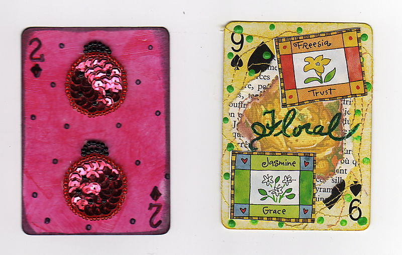 Cards 26 & 27
