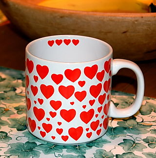 A Heart Cup