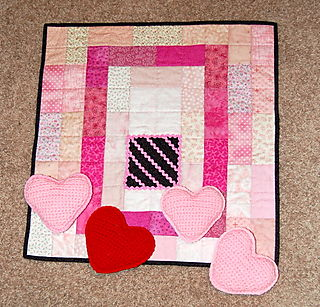 Quilt & Hearts