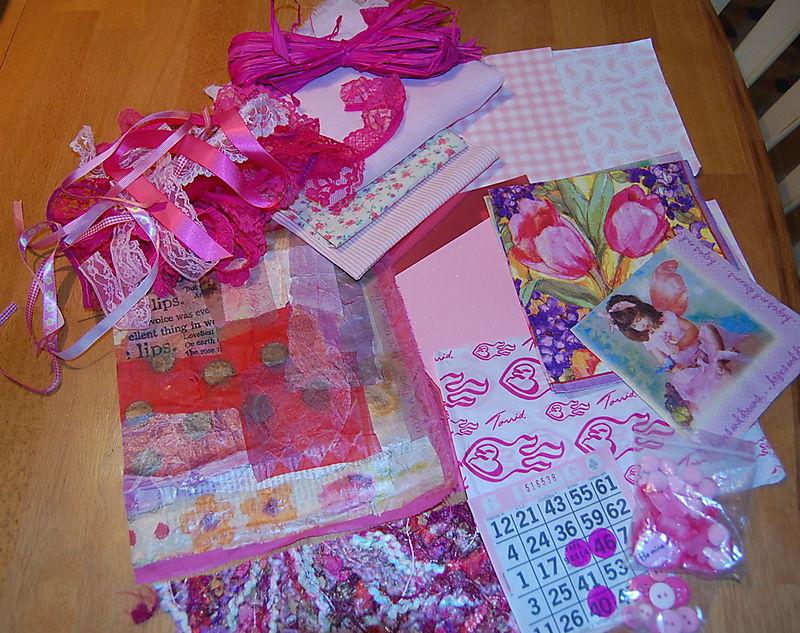 A Pink Stuff