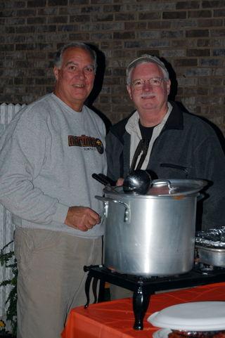 Halloween cooks