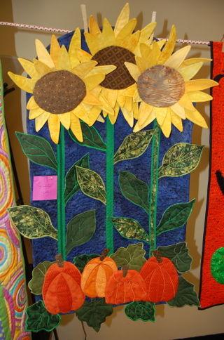 Guild sunflowers