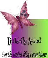 Butterfly+Award
