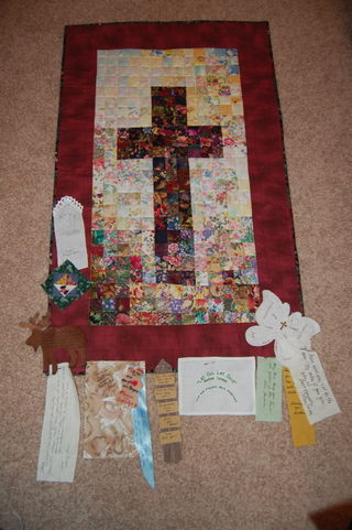 Bee Prayer Quilt