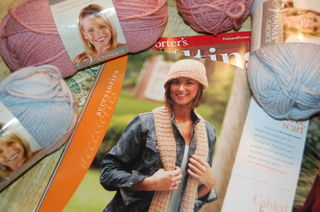 Knitting yarn,e tc
