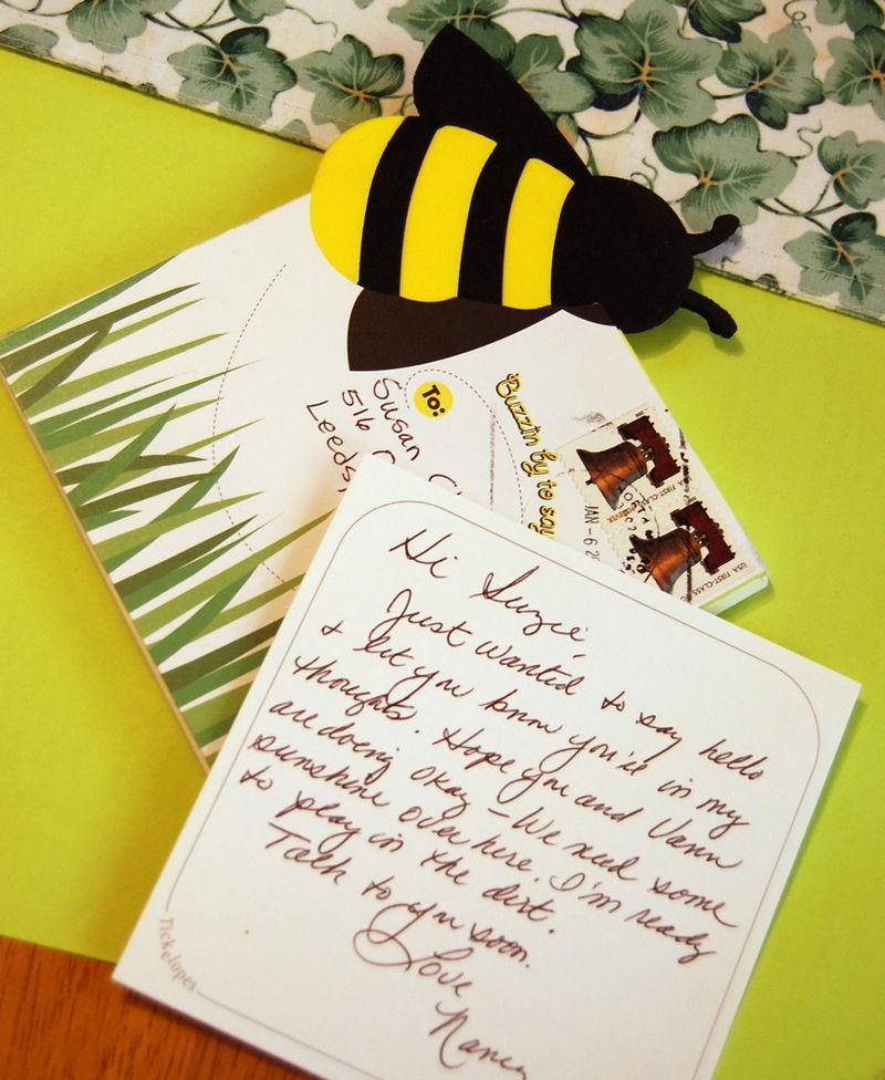 Bee note