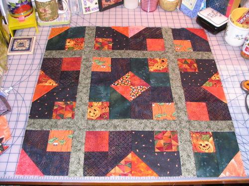 Barbara's quilt