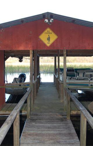 Creek Boat House