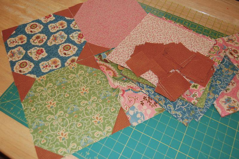 Layer Cake fabrics