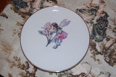 Fairy Plate