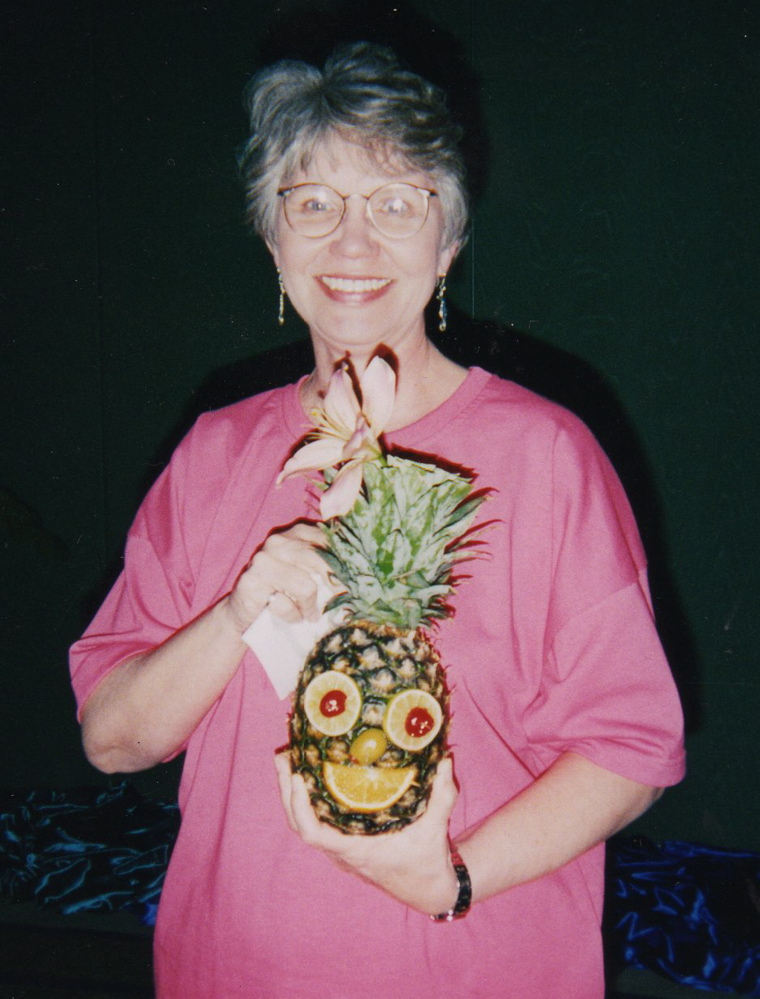 Susan & Pineapple