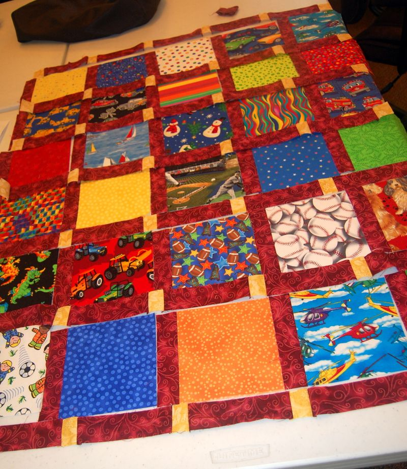 Mag squares
