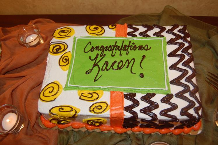 Octkaren's cake