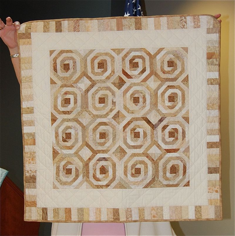 Guild Judy's Quilt