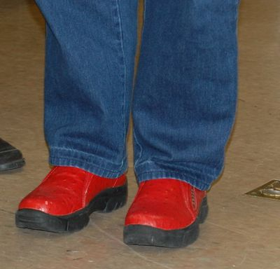 Guild Red Shoes