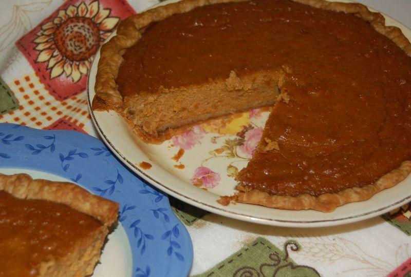 Sweet Pot Pie 2