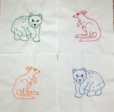 4 Animals