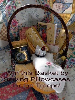Gift Basket Staged