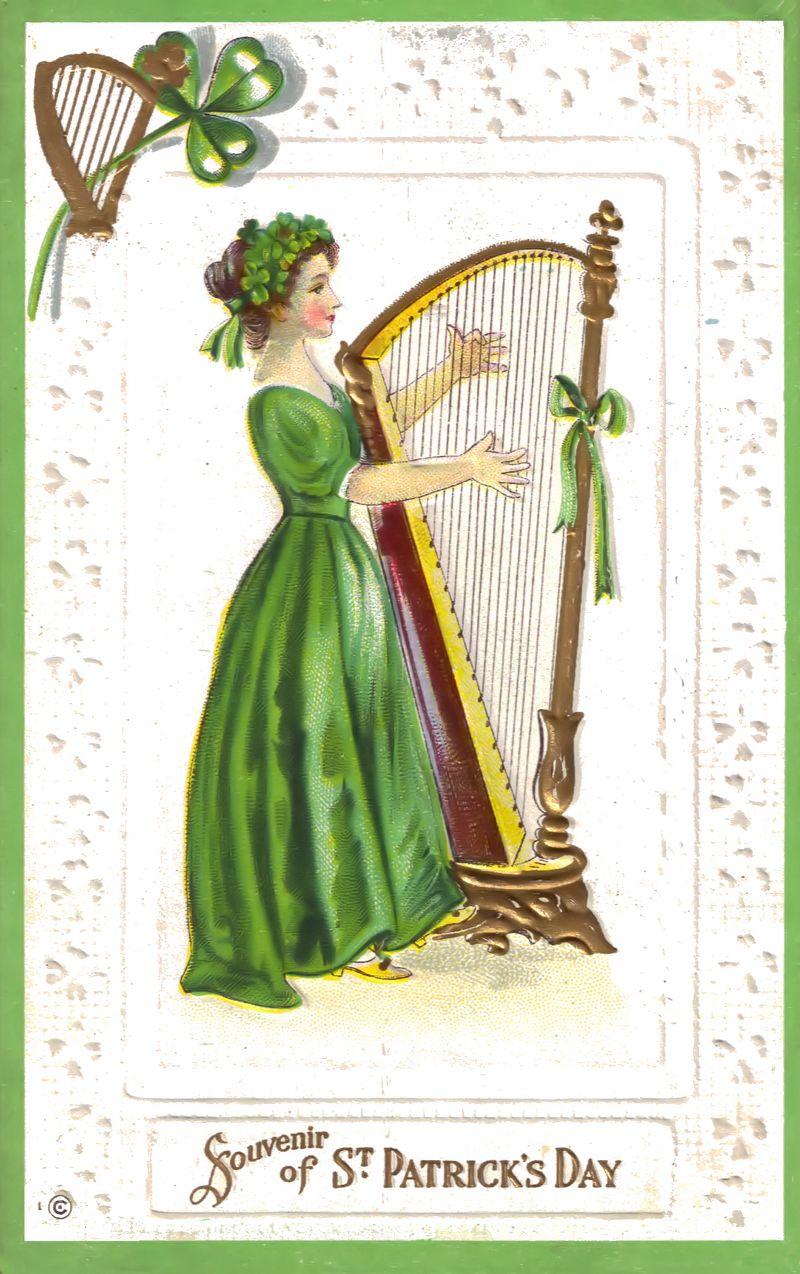 Irish-lady