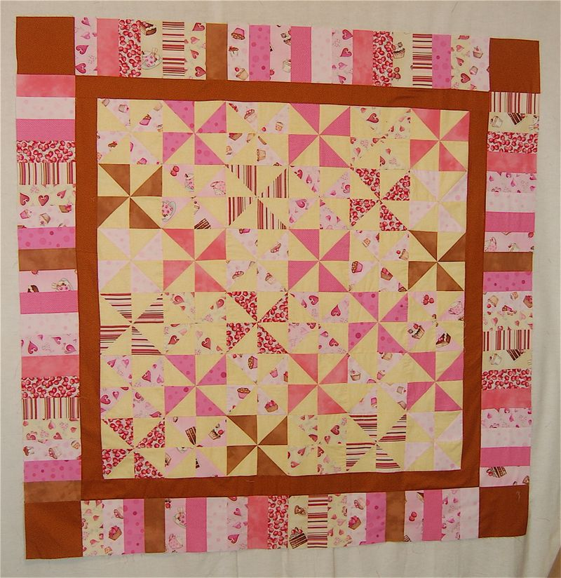 Pin quilt