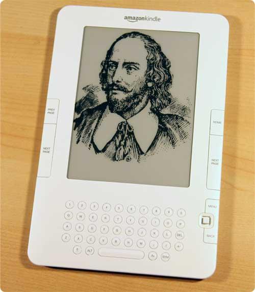 Shakespeare-kindle