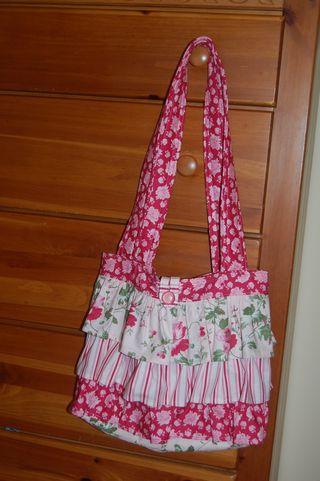 Sat Pink bag