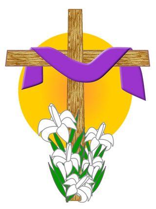 Draped-cross