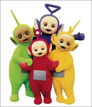Teletubbies-names