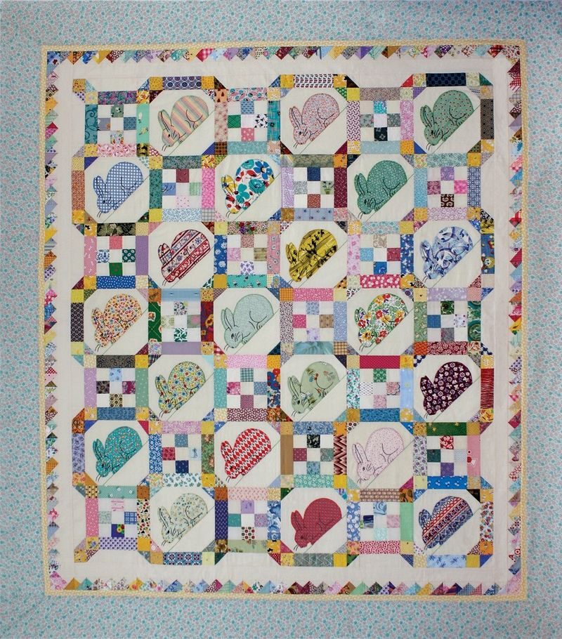 Darcy's G'ma's Quilt