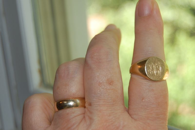 VC's ring