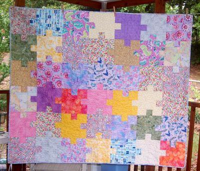 How to Quilt: Drunkards Path quilt block, Free Quilt Block Patterns