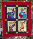 The Jungle Quilt