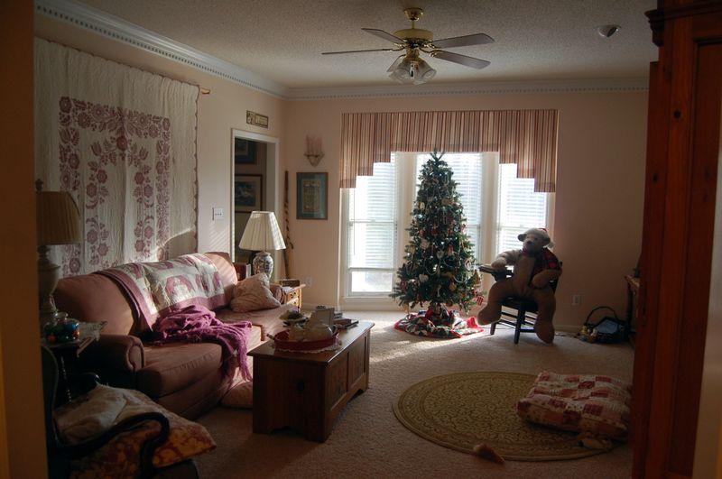 Messy Livingroom