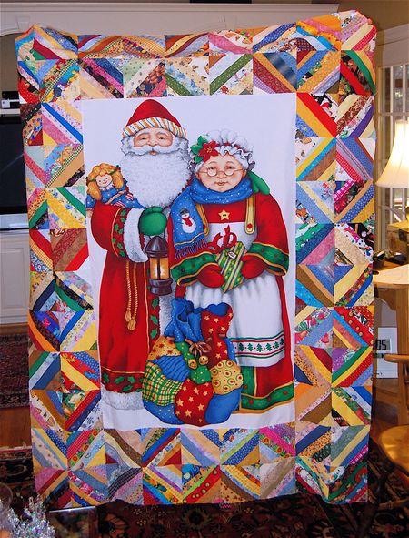 Santa & the Mrs.