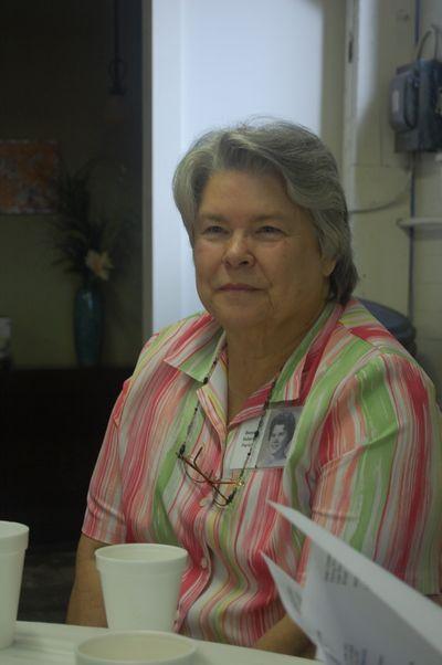 Bonnie Roberts Parrish