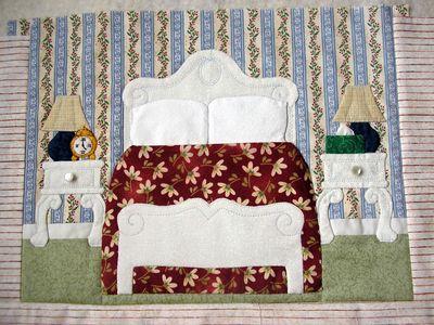 Bedroom 1002 Grannies Room