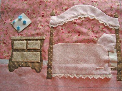P1010006 Girl Bedroom