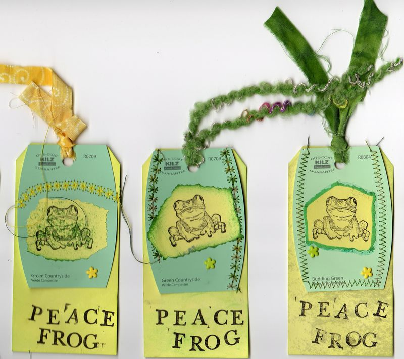 Frog Tags 2