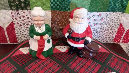 Santa & Mrs.