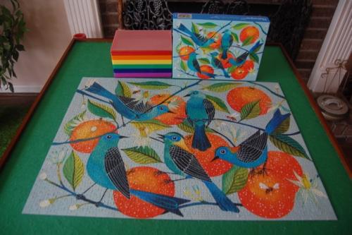 Bird puzzle - 1