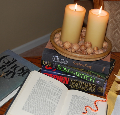 Candles_books